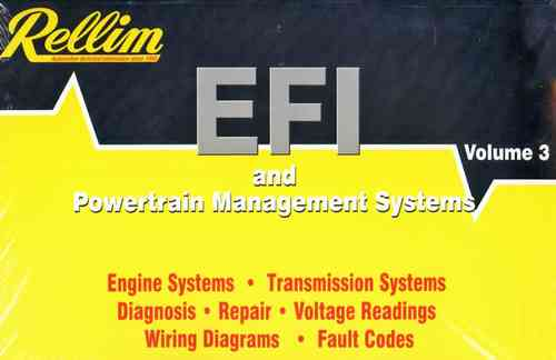 Rellim EFI and Powertrain Management Systems Volume 3