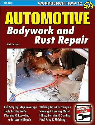 Automotive Bodywork and Rust Repair SA166