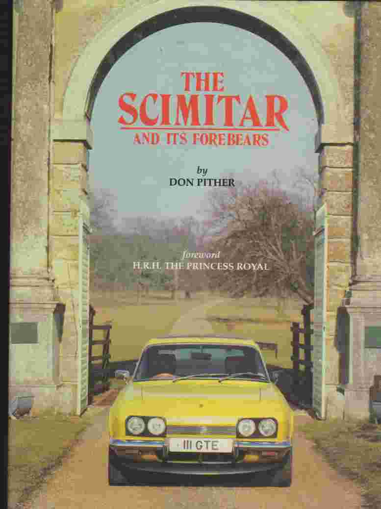 Scimitar and Its Forebears (author) Don Pither