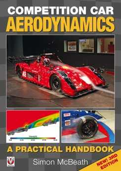 Competition Car Aerodynamics (author) Simon McBeath 978184584776