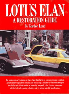 LOTUS ÉLAN - A RESTORATION GUIDE