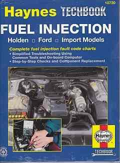 Fuel Injection Haynes Techbook HA10720