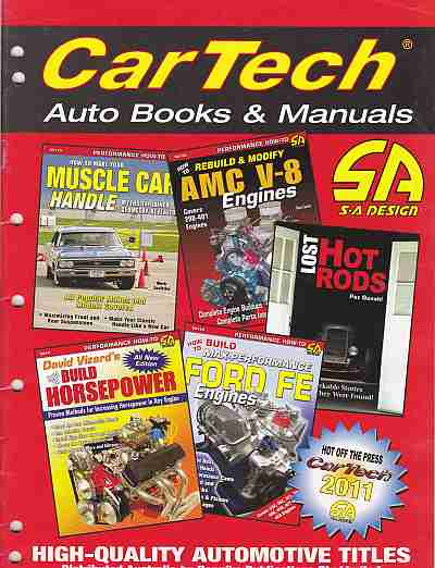 SA Design | CarTech Books