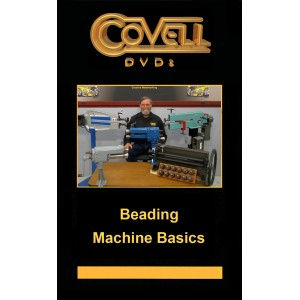 Beading Machine Basics DVD Author: Ron Covell