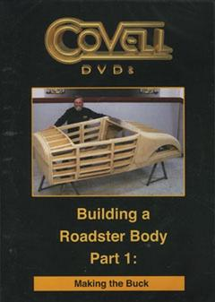 Building A Roadster Pt 1 Making The Buck DVD (NTSC)