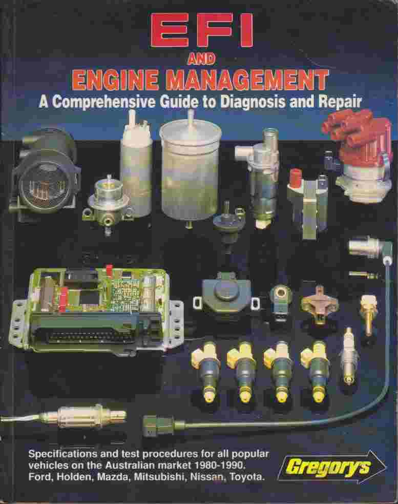 Gregorys EFI and Engine Management (Volume 1)GR451