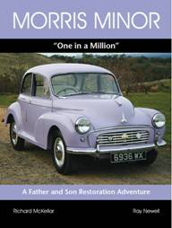 Morris Minor A Restoration Of 1 In A Million