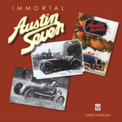 Immortal Austin Seven David Edwin Morgan : 9781845849795