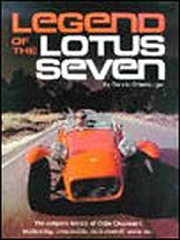 Legend Of The Lotus Seven by Dennis Ortenburger