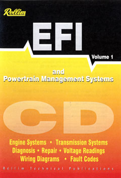 Rellim EFI and Powertrain Management Systems Vol 1 CD-Rom RE1