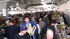 MEGA Toy Fair is coming up again on the 2 ~ 3rd of June..    this is  Australia's LARGEST! Old Toys & Collectable Model Fair now running in it's 19th year!  held in the ADELAIDE SHOWGROUNDS   (starts 10am)  in the STERLING ANGUS HALL.....  further info 0419 60 50 70  megatoy@adam.com.au