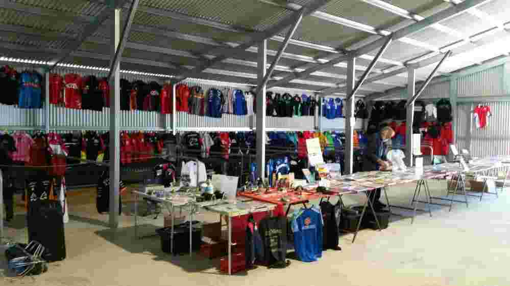 Beven Youngs Trade Stall